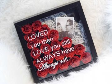 Eternal Love Gift Frame